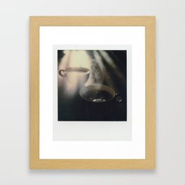 Coffee Dreams Framed Art Print