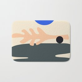 Shape study #15 - Stackable Collection Bath Mat