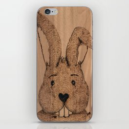 Little Rabbit iPhone Skin