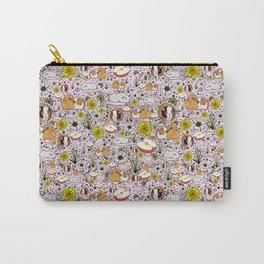 Cute Guinea Pigs Carry-All Pouch