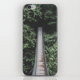 Lynn Valley, Vancouver iPhone Skin