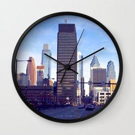 City Slicker Wall Clock