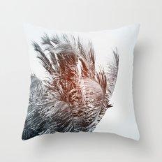 Flare #3 Throw Pillow