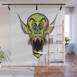 Swamp Monster Wall Mural