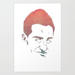VAPID NO.28 Art Print