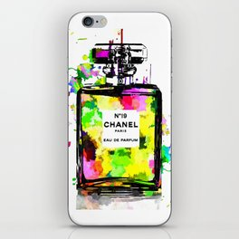 No 19 Colored iPhone Skin