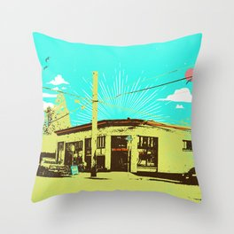 45TH AND STARK Throw Pillow