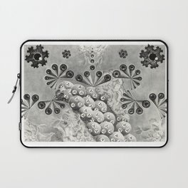 Octopus' Garden Fractal Design Laptop Sleeve