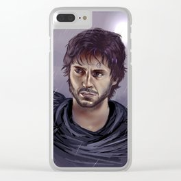 Will Graham - Ladyhawke AU Clear iPhone Case