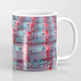 Robot Cinema Coffee Mug