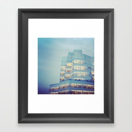 Untitled, NYC Framed Art Print