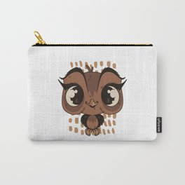 Sweet and cute owl gift Carry-All Pouch