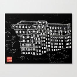 [DCA-1012] The Willard InterContinental Washington Washington, DC Canvas Print