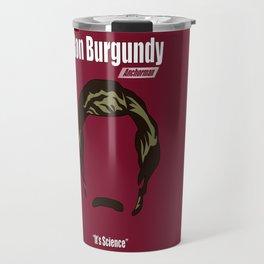 Ron Burgundy: Anchorman Travel Mug