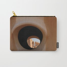 Gaudi Series - Casa Milà No. 2 Carry-All Pouch