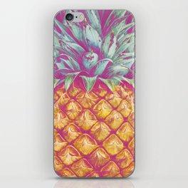 I Adore You, Pineapple iPhone Skin