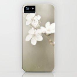 WhoAreYou iPhone Case