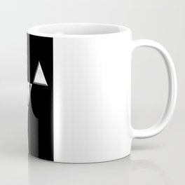 Geometric Flowers Coffee Mug