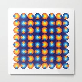 Microphysical 01 Metal Print
