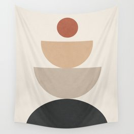 Geometric Modern Art 31 Wall Tapestry