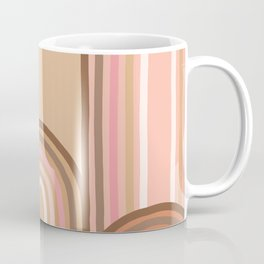 Above the Rainbows Coffee Mug