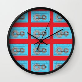 Expression through music Wall Clock