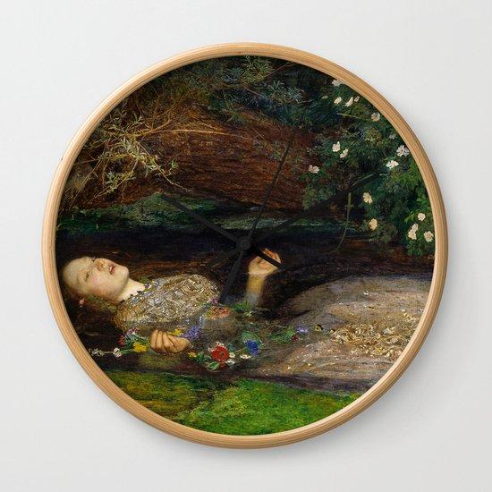 Ophelia, John Everett Millais by historia-images
