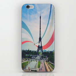 Vive la France iPhone Skin