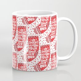 THE WORST CHRISTMAS EVER Coffee Mug