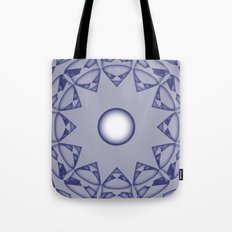 Pattern Print Edition 1 No. 5 Tote Bag