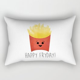 Happy Fryday! Rectangular Pillow