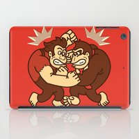 wreck it ralph iPad Cases featuring Let's Wreck it! by MeleeNinja