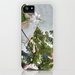 A Spark in the Trees iPhone Case