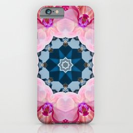 Blissful Medalion 1 iPhone Case
