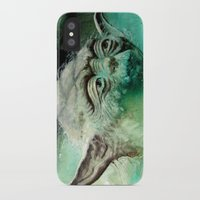 yoda iPhone & iPod Cases featuring YODA by ARTito