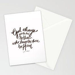 Renounce Stationery Cards