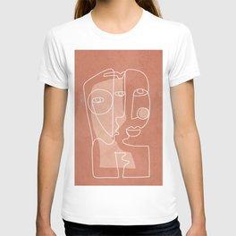 Faces 01 T-shirt