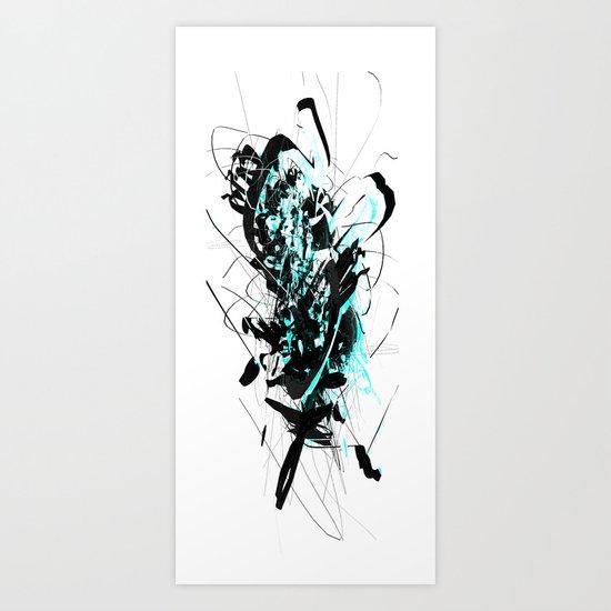 phaseolus Art Print