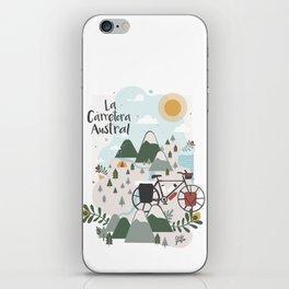 La Carretera Austral iPhone Skin