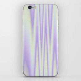 i Come in Wavelengths iPhone Skin