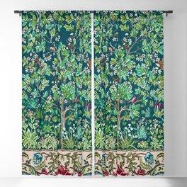 "William Morris ""Garden of delight"" Blackout Curtain"