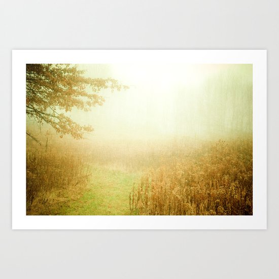 A New Day Art Print