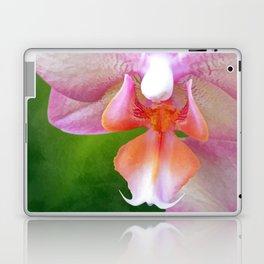 Jenn's Orchid Laptop & iPad Skin
