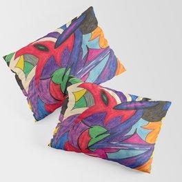 Sagittarius Strut Pillow Sham
