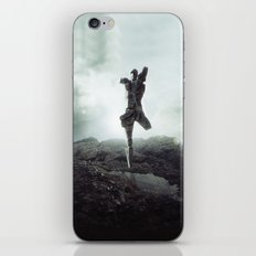 To never, to no more. iPhone & iPod Skin