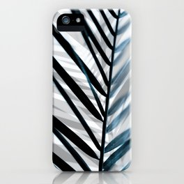 Palm Leaves 18 iPhone Case