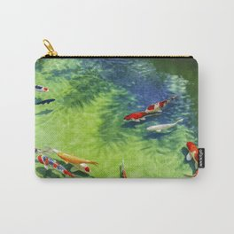 Fish watercolor IV Carry-All Pouch