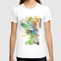 archan nair T-shirts featuring Morning Echo by Archan Nair