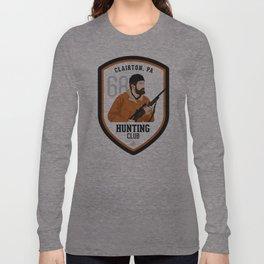 Deer Hunter Long Sleeve T-shirt