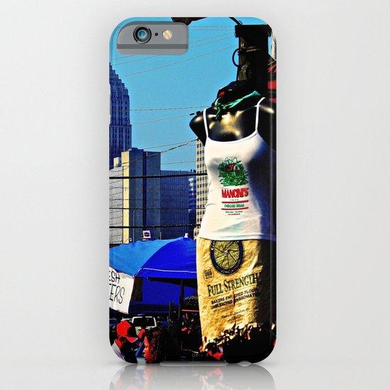 Strip District Model iPhone & iPod Case